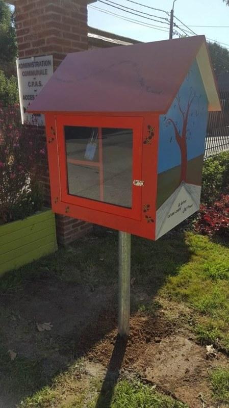 Boîte à livres - Noville les Bois