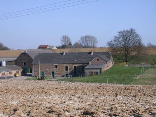 Cortil ferme du moulin