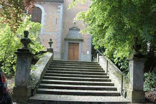 FRanc Waret église