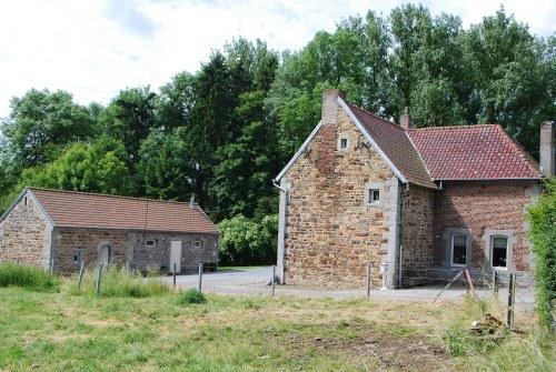 Franc Waret ferme Haute Fontaine