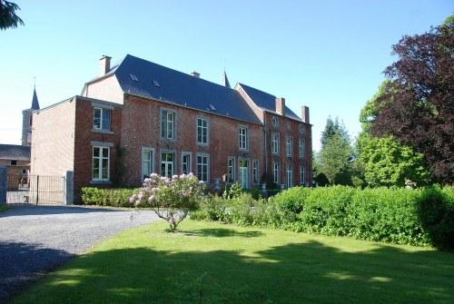 Pontillas château ferme Ramet