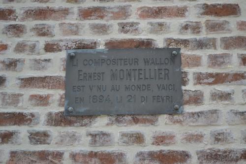 Sart d'Avril plaque Montellier