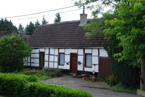 Tillier maison à colombages