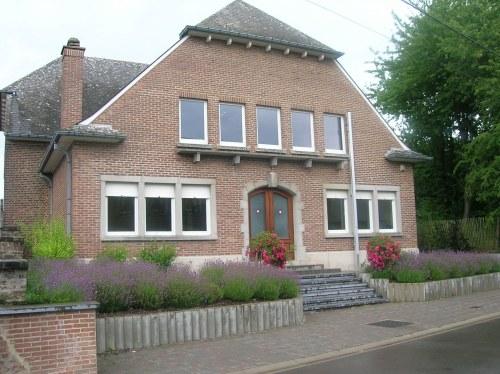 Maison village Cortil ext