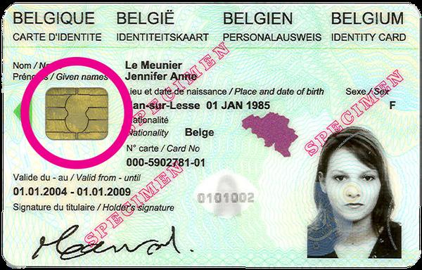 Carte ID
