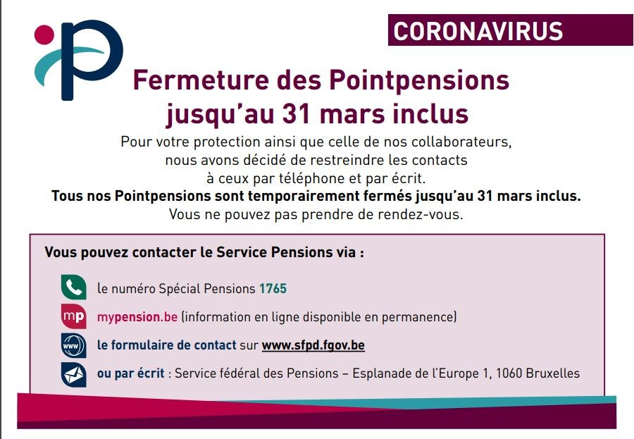 Points pensions